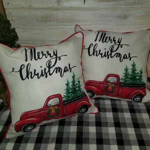 Two Christmas Pillows for Sale in Delta, CO