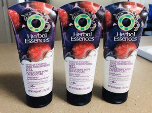 3 herbal essences gel for Sale in Glendale, AZ
