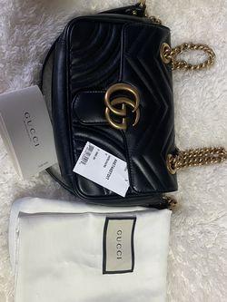 Brand New Gucci GG Marmont matelassé mini bag for Sale in Auburn,  WA