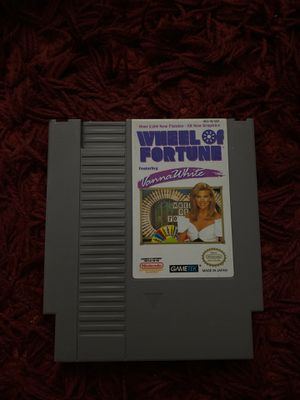 Wheel of Fortune Nintendo Classic for Sale in Homestead, FL