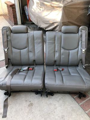 3rd row seats for Tahoe or Yukon for Sale in San Fernando, CA