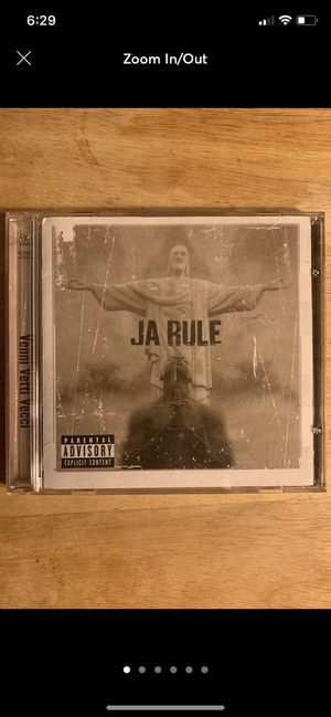 Ja Rule Venni Vetti Vecci CD for Sale in Fresno, CA