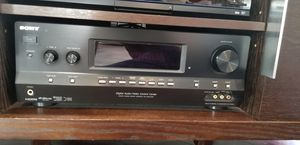 Surround Sound System, Sony 7.1 Receiver, Polk Speakers/Subwoofer for Sale in Tigard, OR