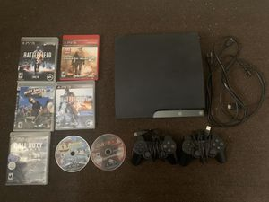 Sony PS3 System with games for Sale in Pittsburgh, PA