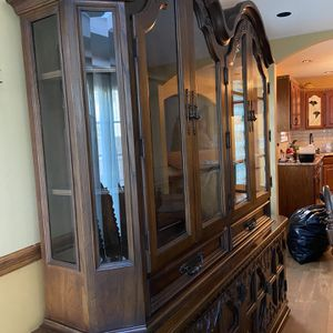 Large Dining Hutch for Sale in Staten Island, NY