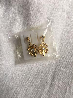 Clover earrings for Sale in Seattle, WA