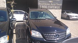 2006 Mercedes ML 350 - NO JOB OR CREDIT NEEDED for Sale in San Diego, CA