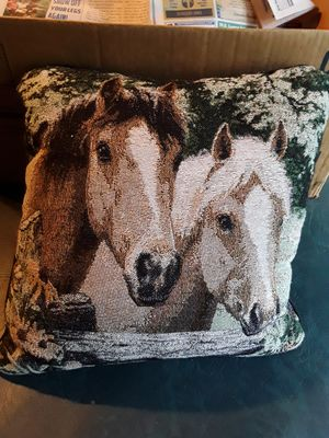 Horse pillow for Sale in Linden, PA
