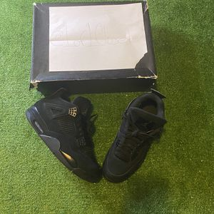 "Jordan Retro 4 "" Black Cat "" for Sale in West Haven, CT"