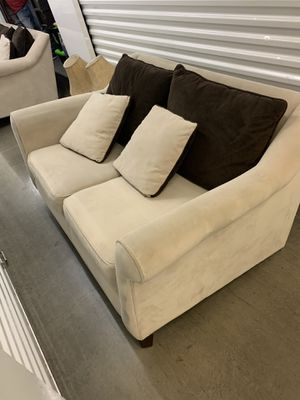 Entire Couch set, lamps and Table on sale $550 for Sale in Los Angeles, CA