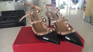 Used, Valentino shoes heels size 37 for Sale for sale  Ewing Township, NJ