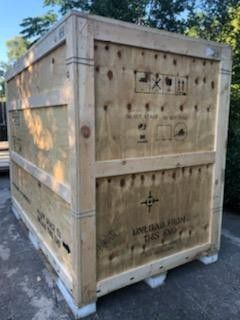 STORAGE WOOD CONTAINER for Sale in San Antonio, TX
