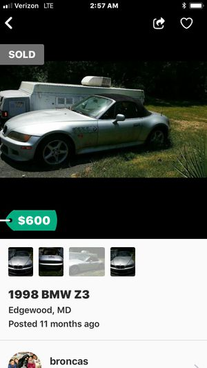 BMW z3 Parts!!! Everything!!! for Sale in Ashburn, VA