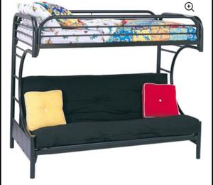 ACME BRAND NEW IN BOX TWIN OVER FULL BUNK BED for Sale in Mount Laurel Township, NJ