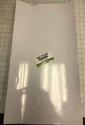 Laminated White Vinyl for Sale in Edgewater, CO