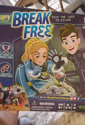 Kids game BREAK FREE for Sale in Morgan Hill, CA