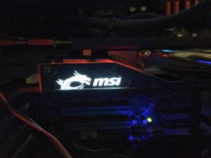 Custom Built Gaming PC (Tower/Power Cable/ Keyboard & Mouse ONLY) for Sale in Van Buren, AR