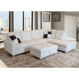 Brand New !!! Sectional. Couch on sealed box, never open DELIVERY ALL areas include ottoman and two pillows for Sale in Vancouver, WA