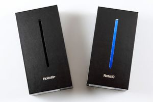 Samsung Galaxy Note 10 plus unlocked like New for Sale in Queens, NY