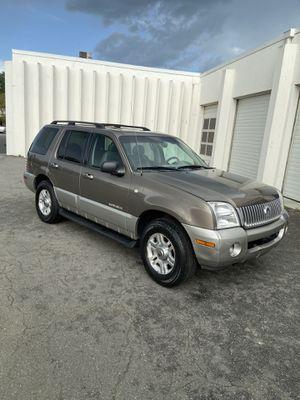 2002 mercury mountaineer for Sale in Charlotte, NC