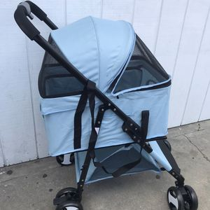 DOG STROLLER 2and 1 for Sale in Los Angeles, CA