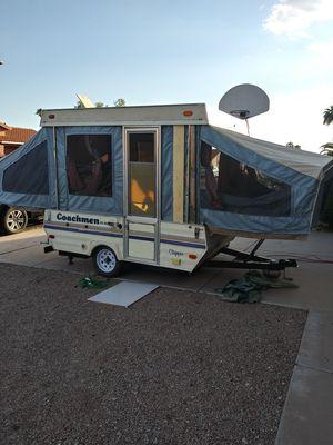 1996 coachman clipper... pop up camper for Sale in Chandler, AZ