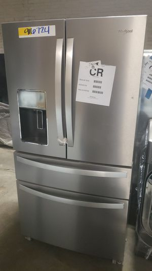 New Whirlpool Refrigerator 4 Doors for Sale in Long Beach, CA