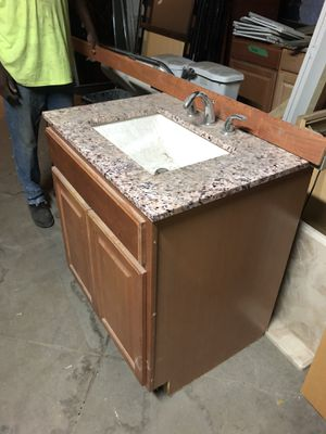 Vanity / cabinet for Sale in Valley View, OH
