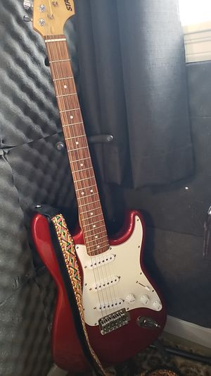 Electric guitar with amp for Sale in Vancouver, WA