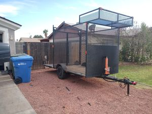 Landscaping utility trailer for Sale in Phoenix, AZ