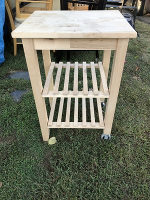 Kitchen, microwave table for Sale in South Amboy, NJ
