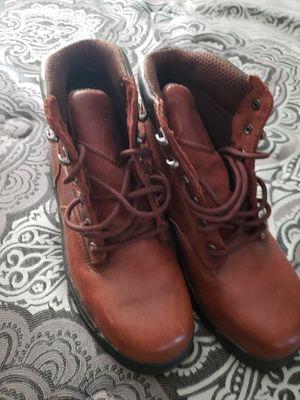 Steel toe boots for Sale in Leesburg, FL