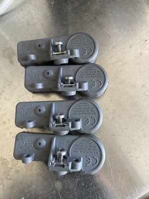 (4) NEW OEM 56029398AB 68241067AB CHRYSLER JEEP DODGE TPMS TIRE PRESSURE SENSOR for Sale in Clarksburg, MD
