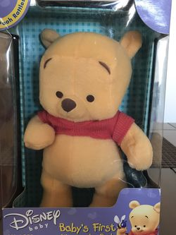 Disney Baby's first Winnie the Pooh . New in box . for Sale in Bakersfield,  CA