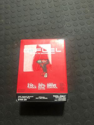 New Milwaukee impact wrench 3/8 for Sale in Orlando, FL