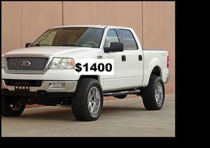 Price$1400 Ford F-150 Lariat for Sale in Overland Park, KS