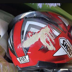 3 MotorCycles Helmets for Sale in San Ramon, CA
