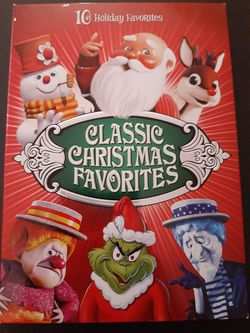10 Classic CHRISTMAS Favorites (DVD) for Sale in Lewisville,  TX