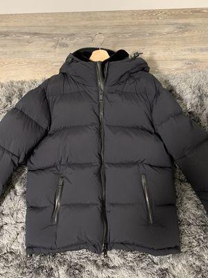 Burberry Bainbridge Mink Fur Puffer Jacket Size 42 L for Sale in Seattle, WA