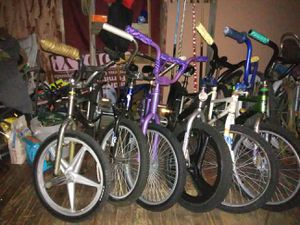 A bicycle montage different name brands of bicycles for Sale in Duncan, OK