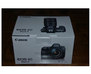 Canon-EOS-6D-Mark-II-Digital-SLR-Camera-Body/ for Sale in Winchester, MA