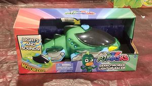 Pj Masks Gecko car for Sale in Glendale Heights, IL