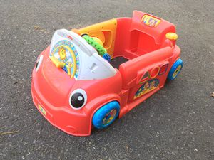 Fisher Price Laugh & Learn Crawl Around Car for Sale in Waynesboro, VA