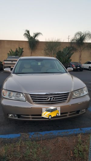 2008 Hyundai Azera Limited 3.8L V6 Automatic Sedan for Sale in Santee, CA