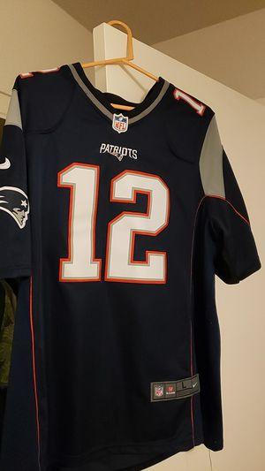 Patriots team Jersey Tom Brady for Sale in Las Vegas, NV