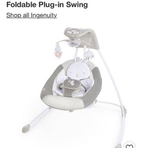 Foldable Plug In Swing for Sale in Los Angeles, CA