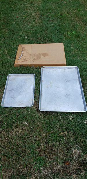 Large sheet pans for Sale in Alpharetta, GA