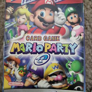 Mario Party E-reader Card Game Gameboy Advance for Sale in DeKalb, IL