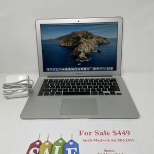 Apple iMacBook 13 inch 2013 for Sale in Harrisonburg, VA