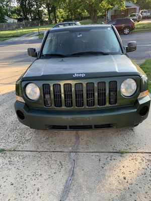 2008 Jeep Patriot 4D Sport Utility for Sale in Springfield, VA
